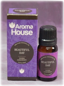 BEAUTIFUL DAY - Olejek zapachowy Aroma House 10 ml