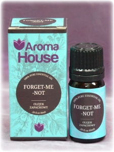 FORGET ME NOT - Olejek zapachowy Aroma House 10 ml
