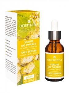 BIO Serum do twarzy WITAMINA C & MORWA 30ml -  Orientana